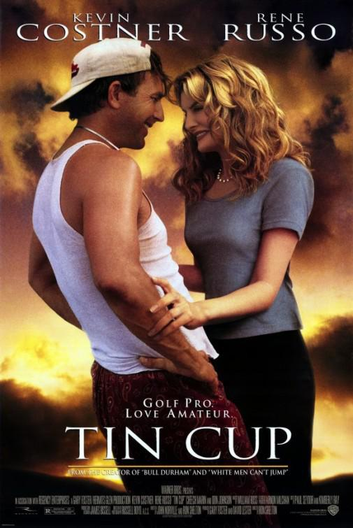 Tin Cup - Kevin Costner - Rene Russo - Gold pro Love Amateur