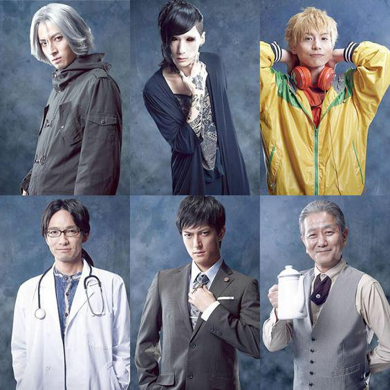 Tokyo Ghoul live action film - characters