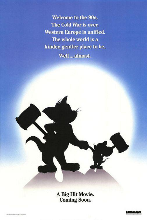 Tom and Jerry the movie