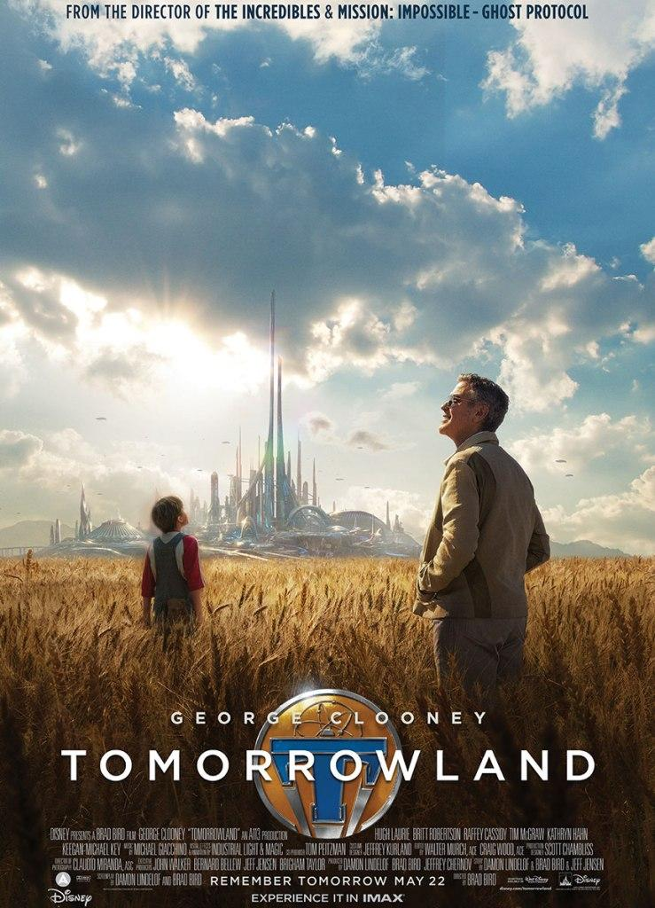 Film - Tomorrowland (movie 2015)