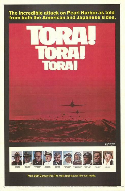 Tora Tora Tora - the incredible attack on Pearl Harbor as told from both the American and Japanese sides