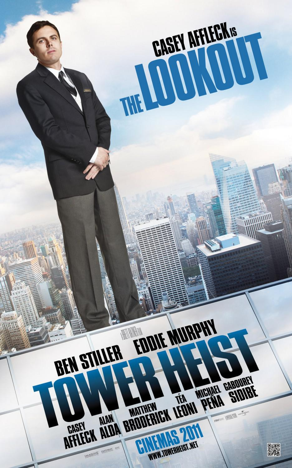 Tower heist - Téa Leoni - Casey Affleck - the Lookout