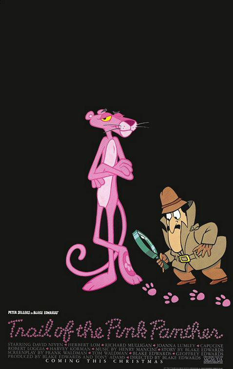 Trail of the Pink Panther - Sulle orme della Pantera Rosa - Peter Sellers