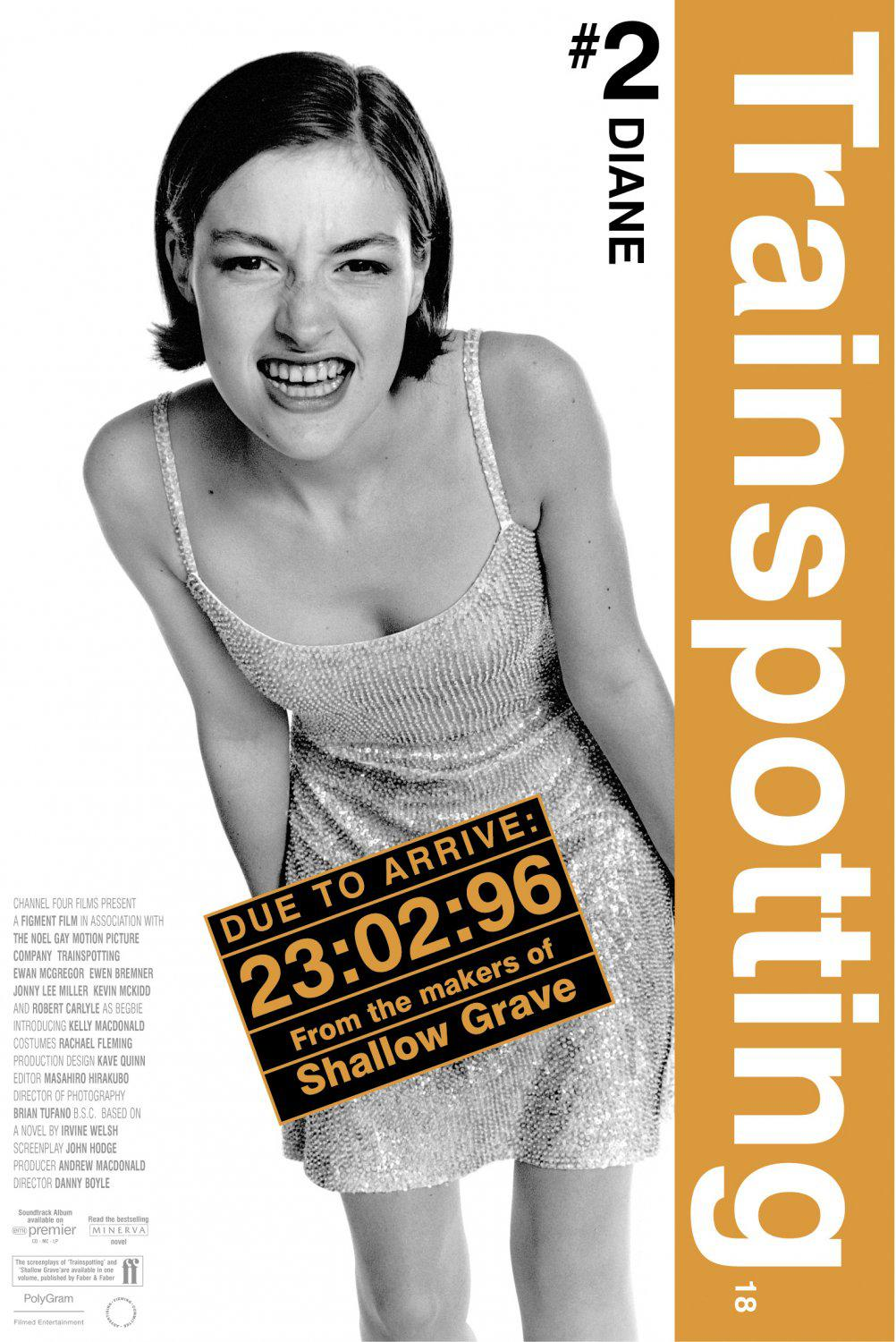Trainspotting - poster - Diane