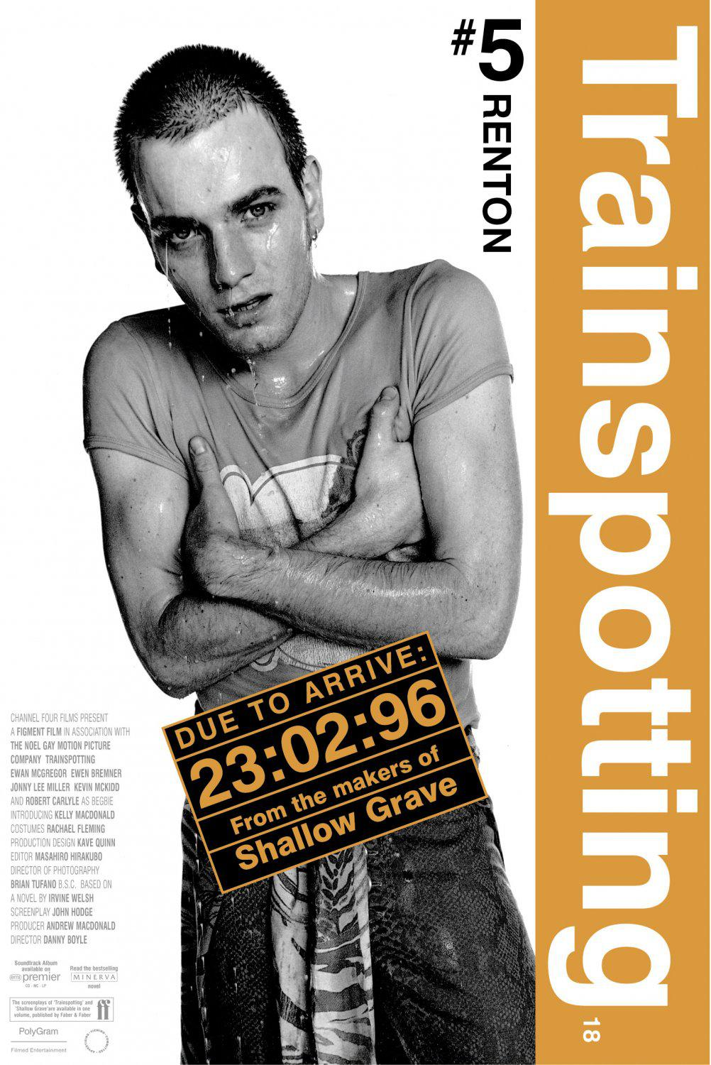 Trainspotting - poster - Renton