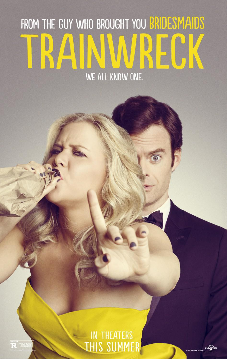 Un Disastro di Ragazza - Trainwreck