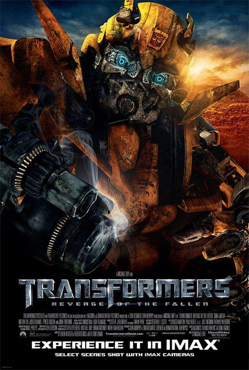 Transformers 2 - Vendetta del Caduto - Revenge of the Fallen - poster