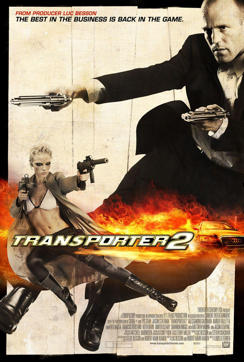 Cat - Film - Transporter 2 extreme (2005