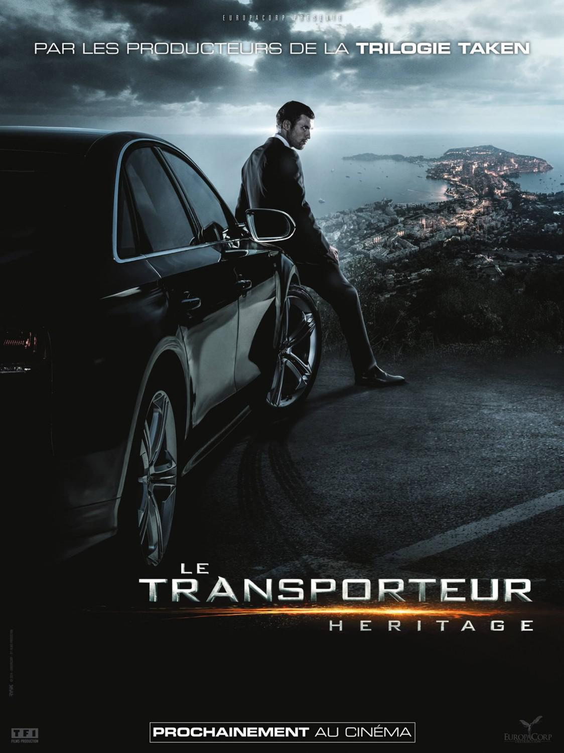 Transporter 4 - Refueled