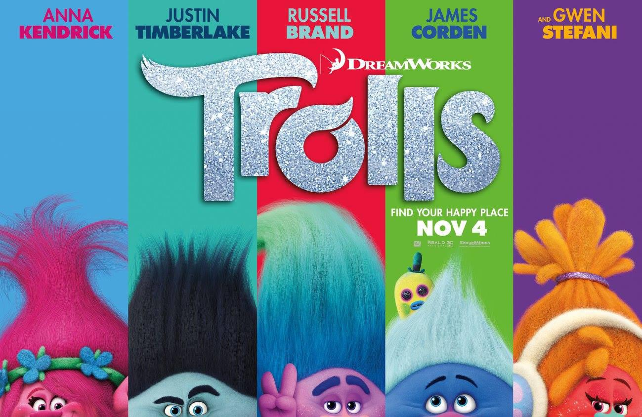 Trolls - animated film