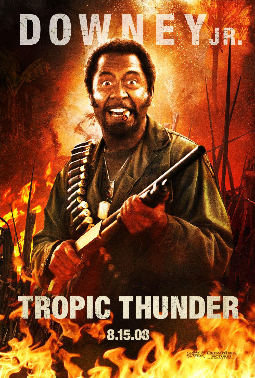 Tropic Thunder - Downey Jr