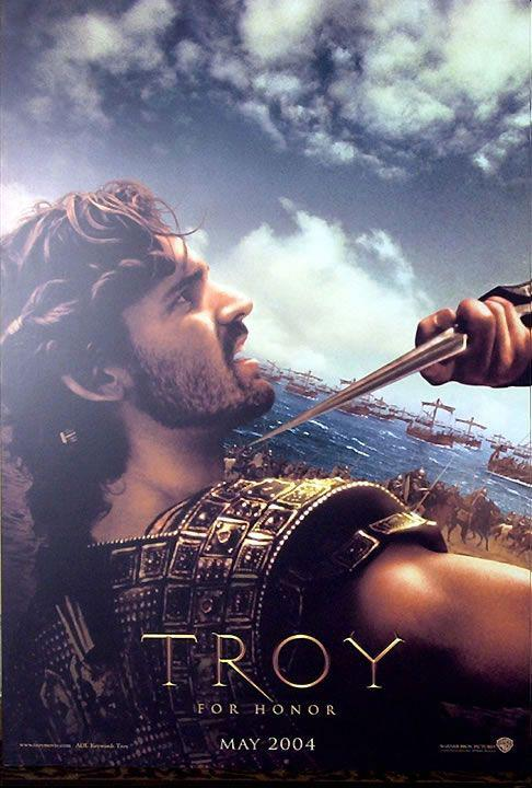 Film - Troy - Brad Pitt - Eric Bana - Orlando Bloom