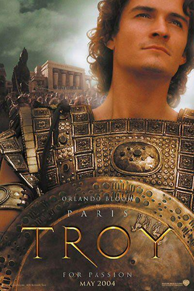 Film - Troy - Orlando Bloom as Paris - Paride