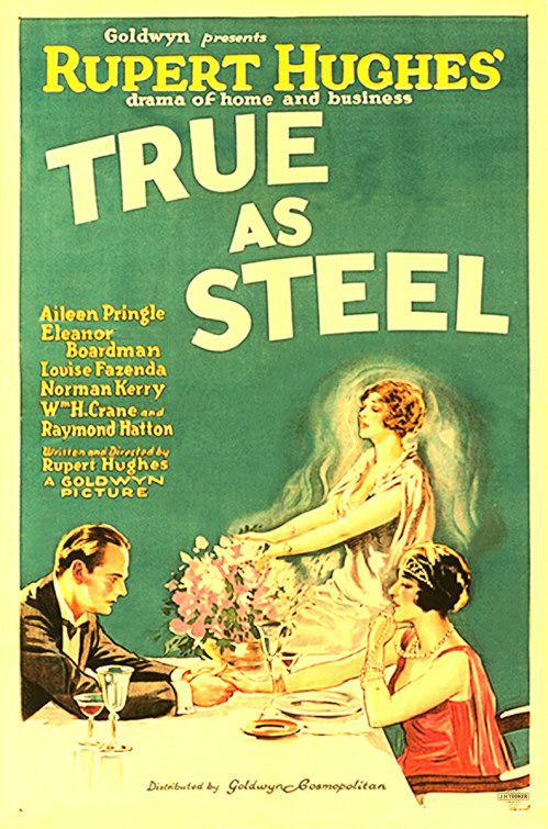 True as Steel - 1924 con Rupert Hughes