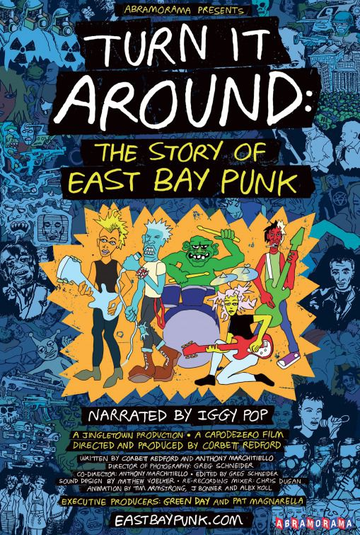 Turn it around the Story of East Bay Punk