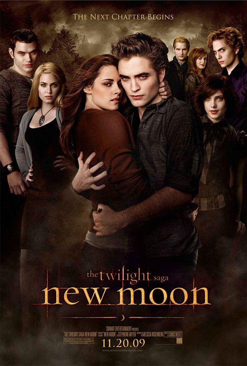 Twilight saga 2 - New Moon