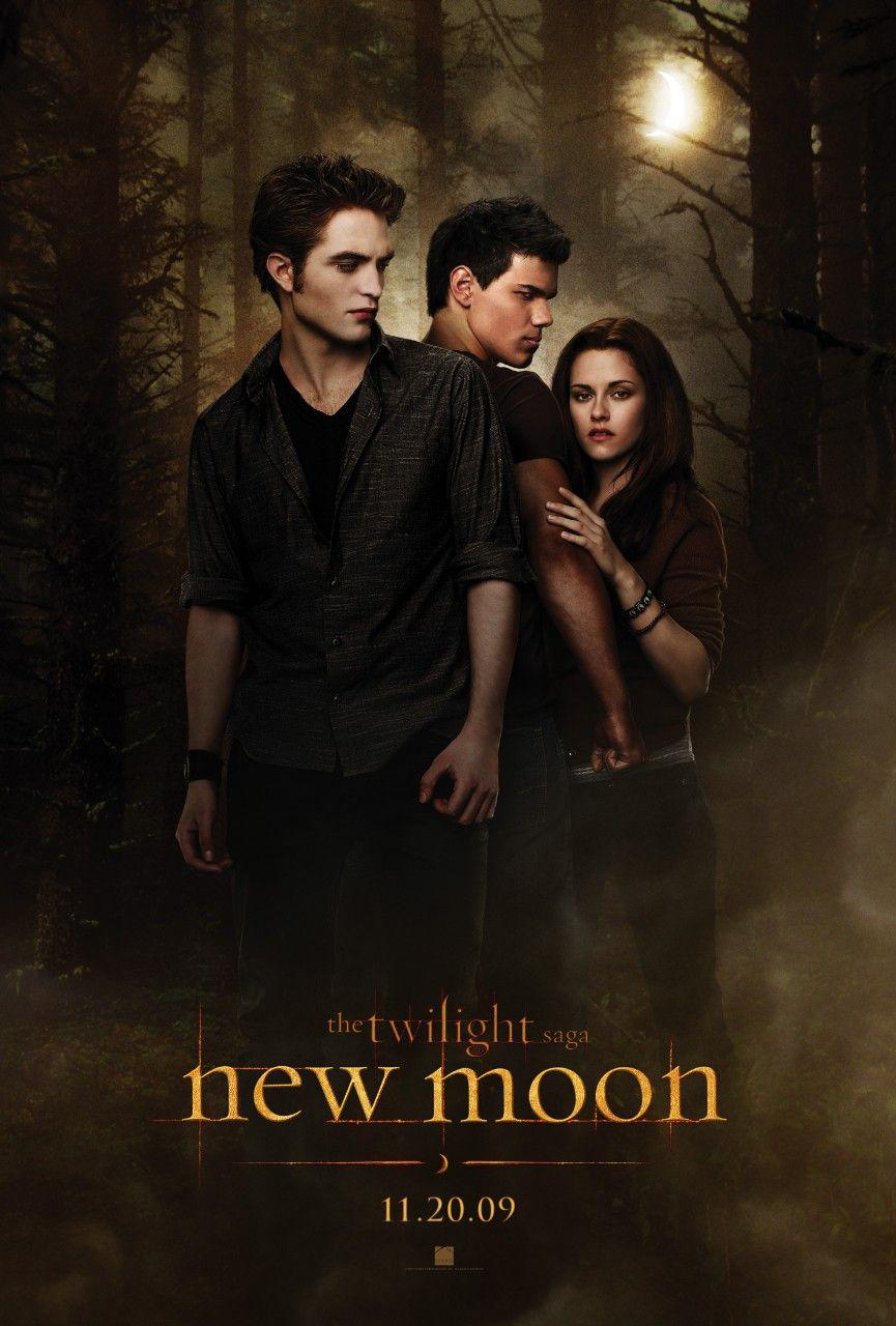 Twilight saga 2 - New Moon - poster