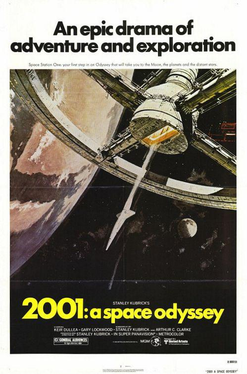 2001 Odissea nello Spazio - Two Thousand and one a Space Odyssey