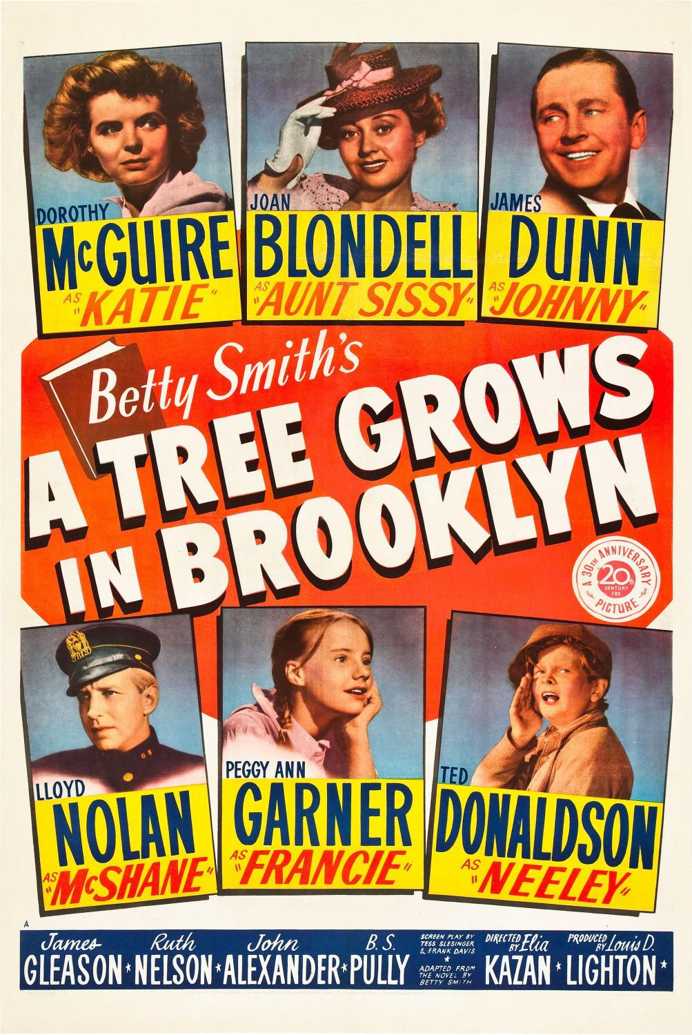 Film - Un albero cresce a Brooklyn - Tree grows in Brooklyn (1945)