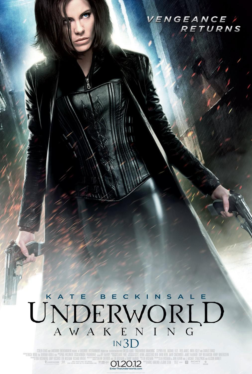 Underworld 4 - Awakening - Vengeance Returns - Kate Beckinsale