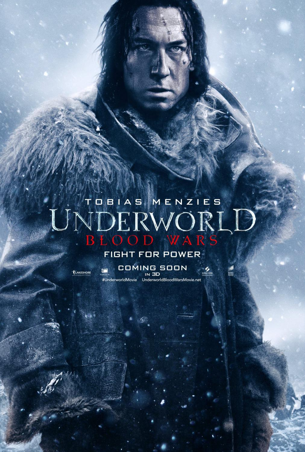 Underworld 5 - Blood Wars - poster