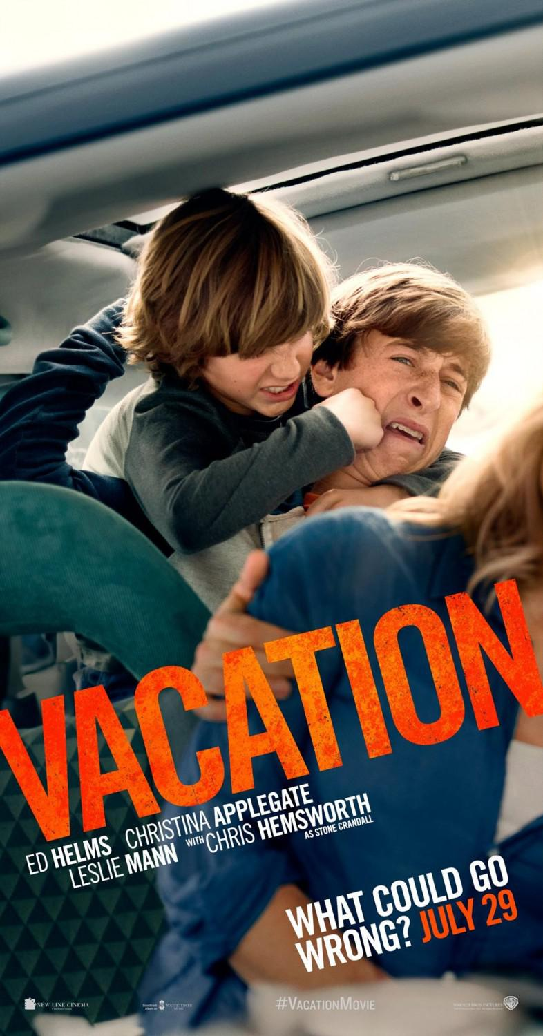 Come ti Rovino le Vacanze - Vacation - Vacaciones - Vive les vacances - James Griswold (Skyler Gisondo) - Kevin Griswold (Steele Stebbins)
