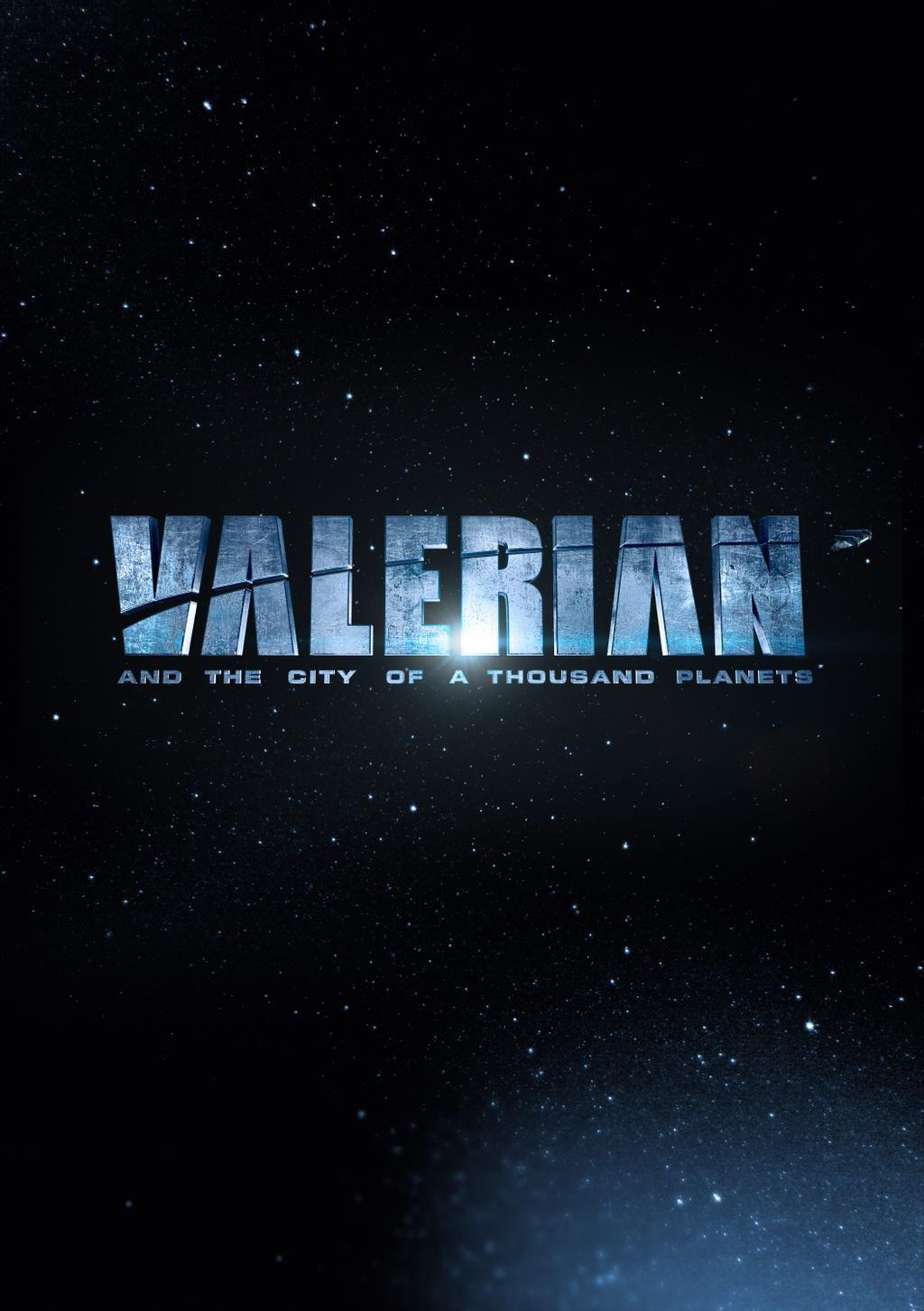 Valerian and the City of a Thousand Planets - Valerian e la città dei mille pianeti - poster