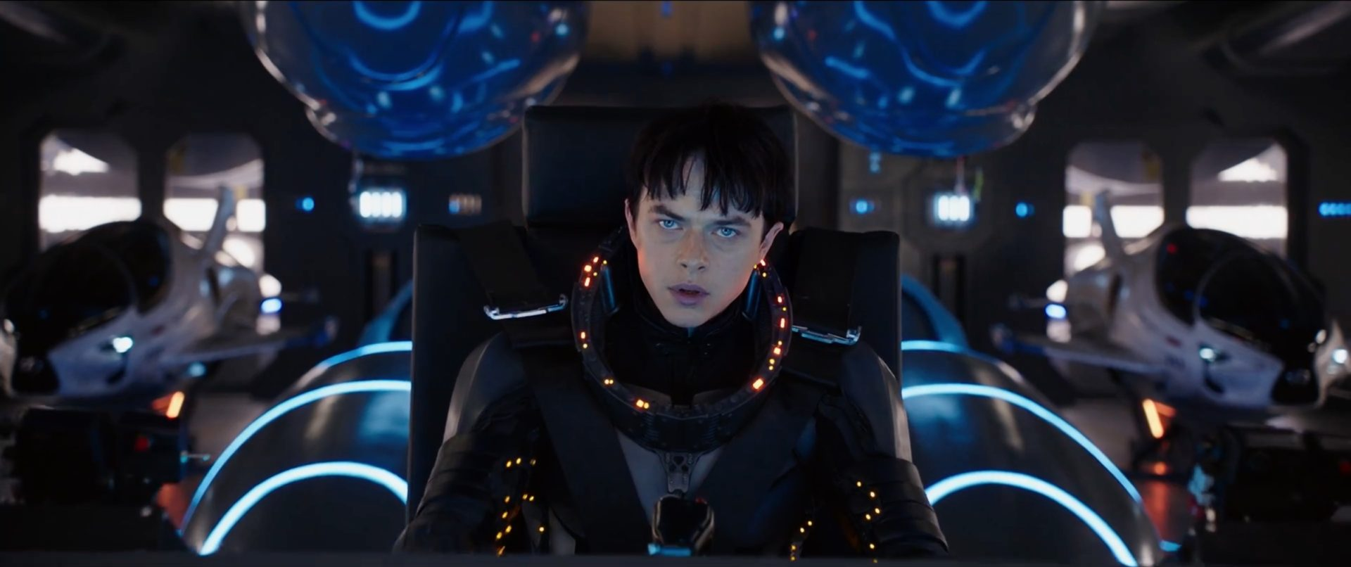 Valerian and the City of a Thousand Planets - Valerian e la città dei mille pianeti - pilot