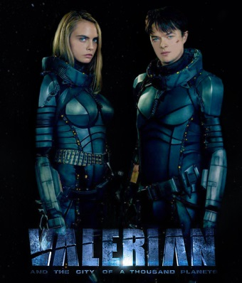 Valerian and the City of a Thousand Planets - Valerian e la città dei mille pianeti