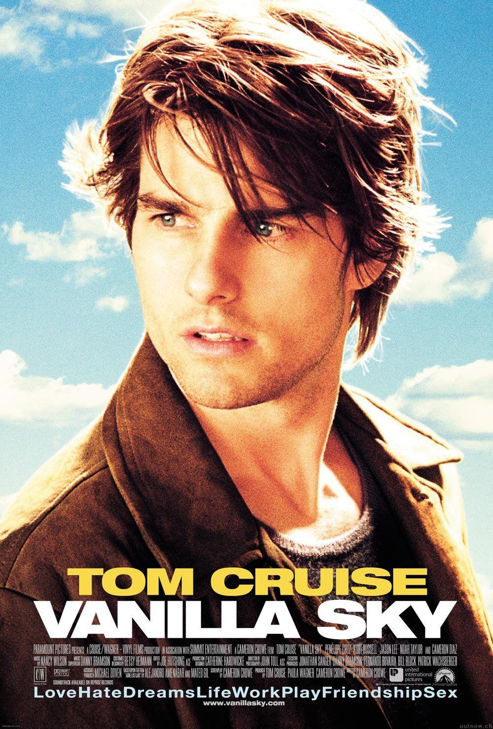 Vanilla Sky - Tom Cruise
