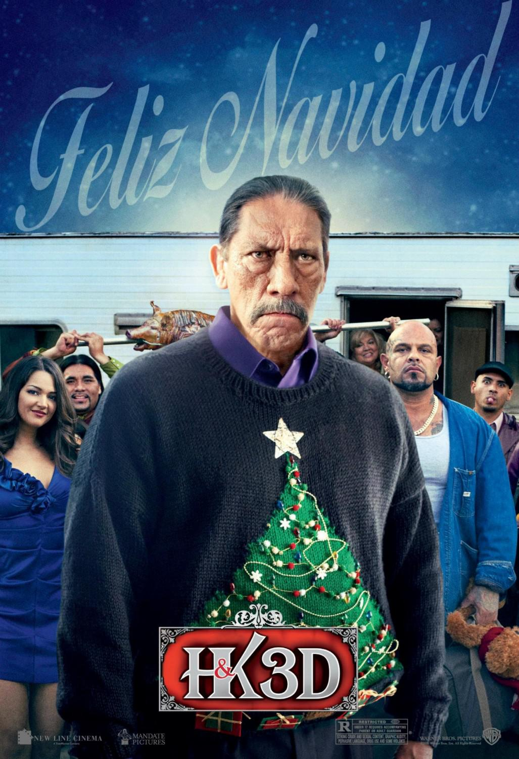 Very Harold and Kumar Christmas - Un Natale da Ricordare - Danny Trejo