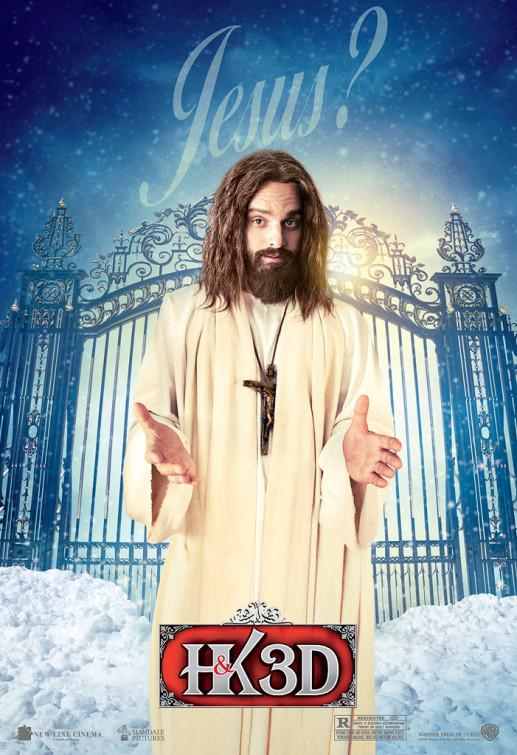 Very Harold and Kumar Christmas - Un Natale da Ricordare - Jesus?