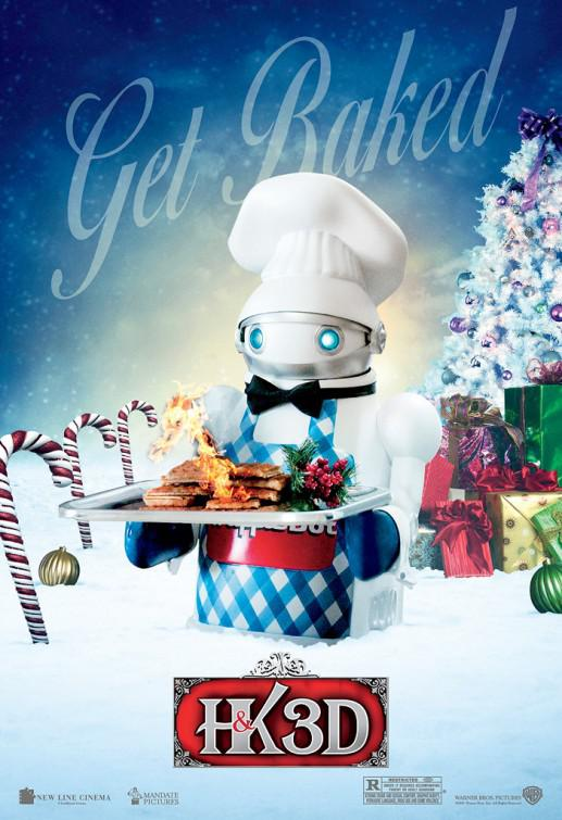 Very Harold and Kumar Christmas - Un Natale da Ricordare - get baked