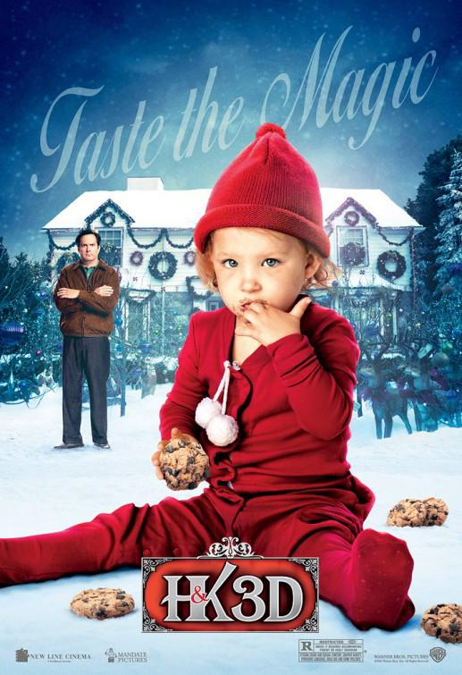 Very Harold and Kumar Christmas - Un Natale da Ricordare - Taste the Magie - red child baby
