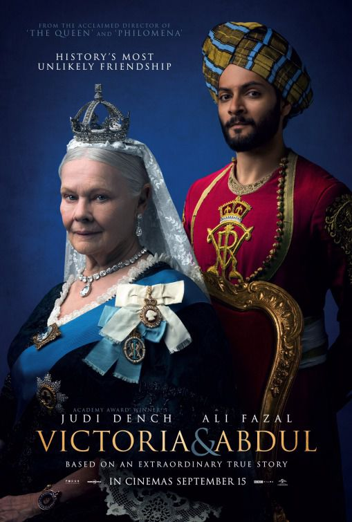 Film - Victoria and Abdul