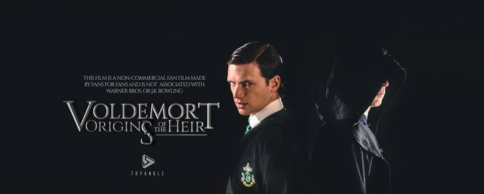 Voldemort origins of the Heir - Fan Film 2017