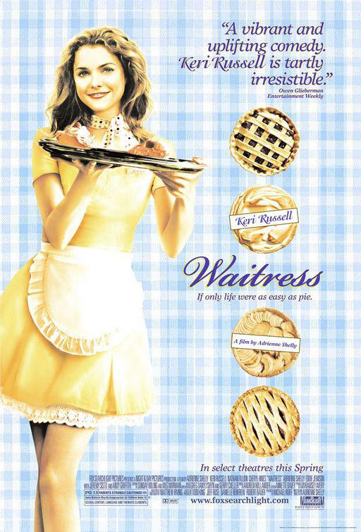 Waitress - a vibrant and uplifting comedy - Kei Russell is tarty irresistible