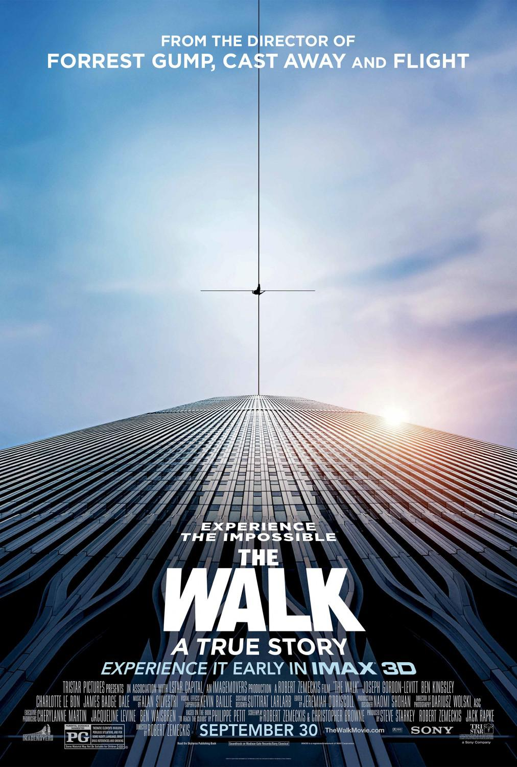 Walk - film movie poster