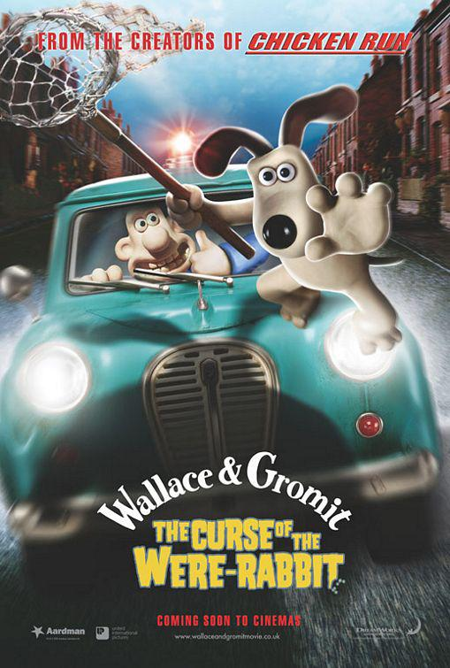 Wallace and Gromit the curse of the were Rabbit - la Maledizione del Coniglio Mannaro