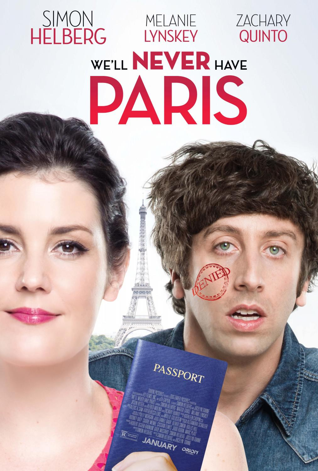 Well never have Paris - Simon Helberg