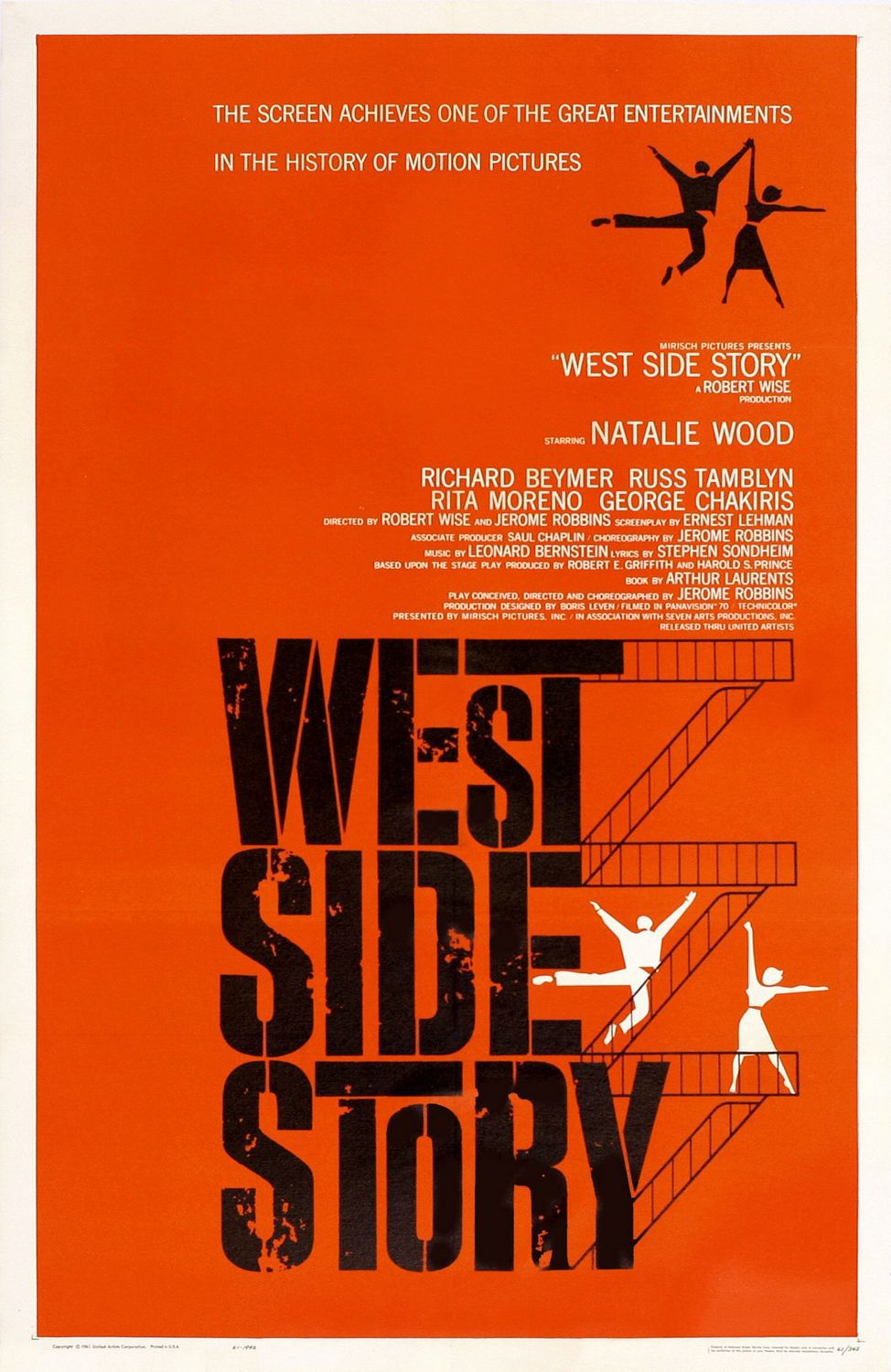 Film - Musical - West Side Story