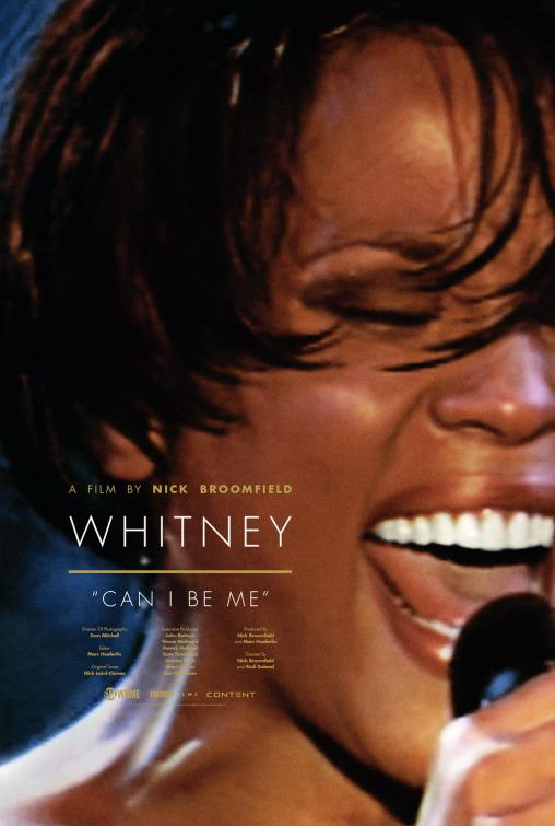 Whitney can I be me (life of Whitney Houston)