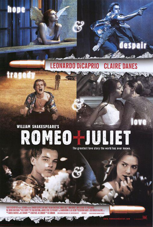 William Shakespeares Romeo and Juliet - Leonardo DiCaprio - Claire Danes