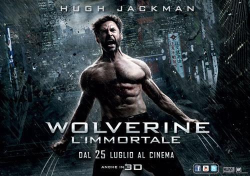 Wolverine immortale