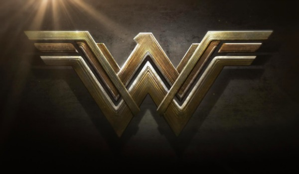 Wonder Woman - W logo sign
