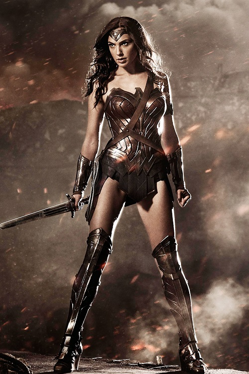 Wonder Woman - Gal Gadot