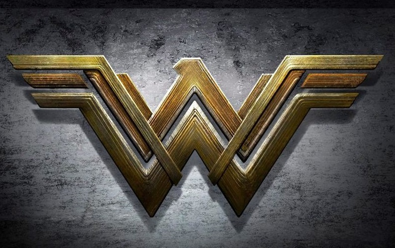 Wonder Woman - W logo - stemma - W sign