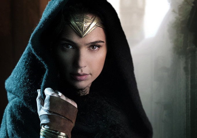 Wonder Woman - WonderWoman - Gal Gadot film movie - super