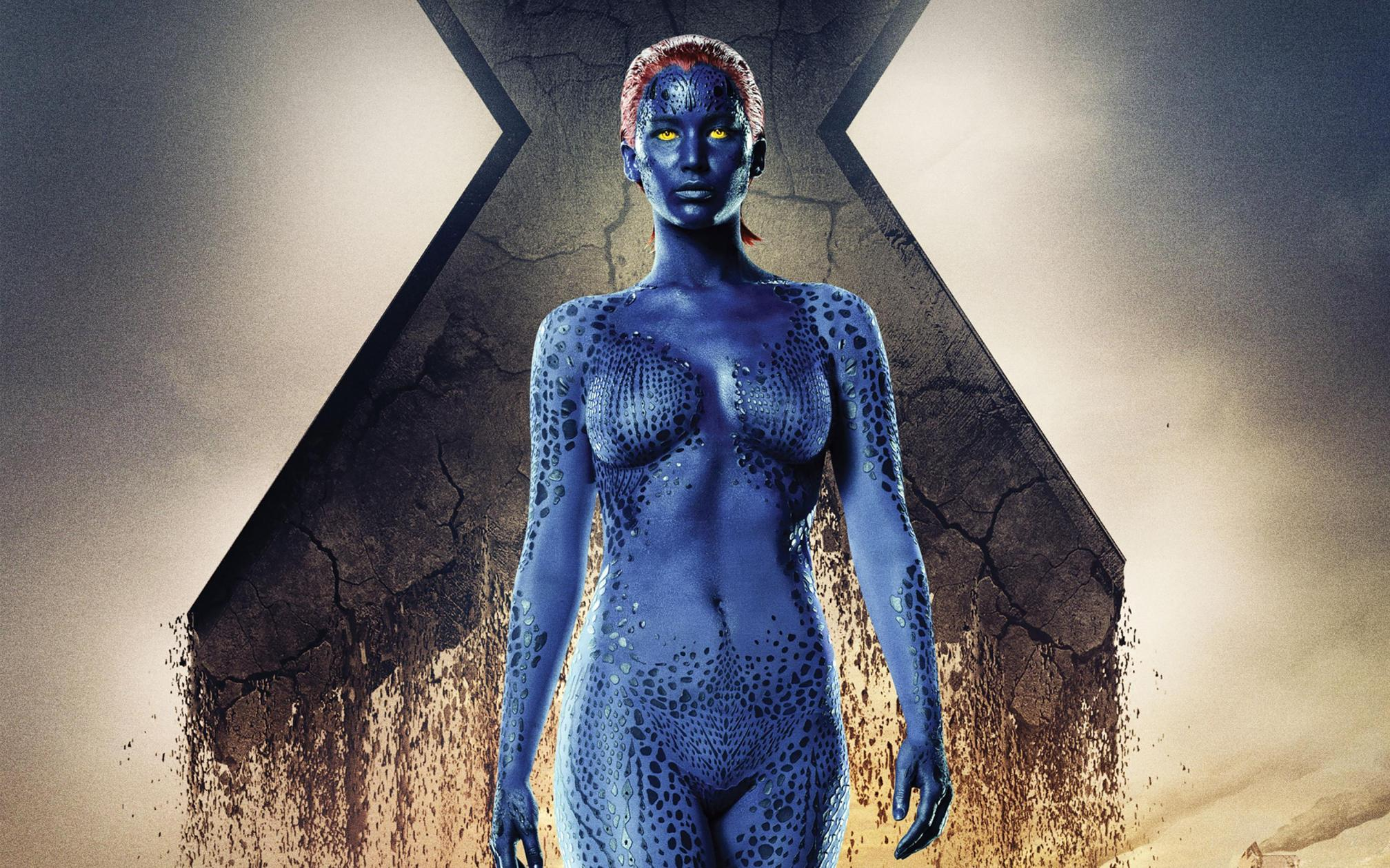 X men days of future past - Giorni di un Futuro Passato - Jennifer Lawrence - Mistica