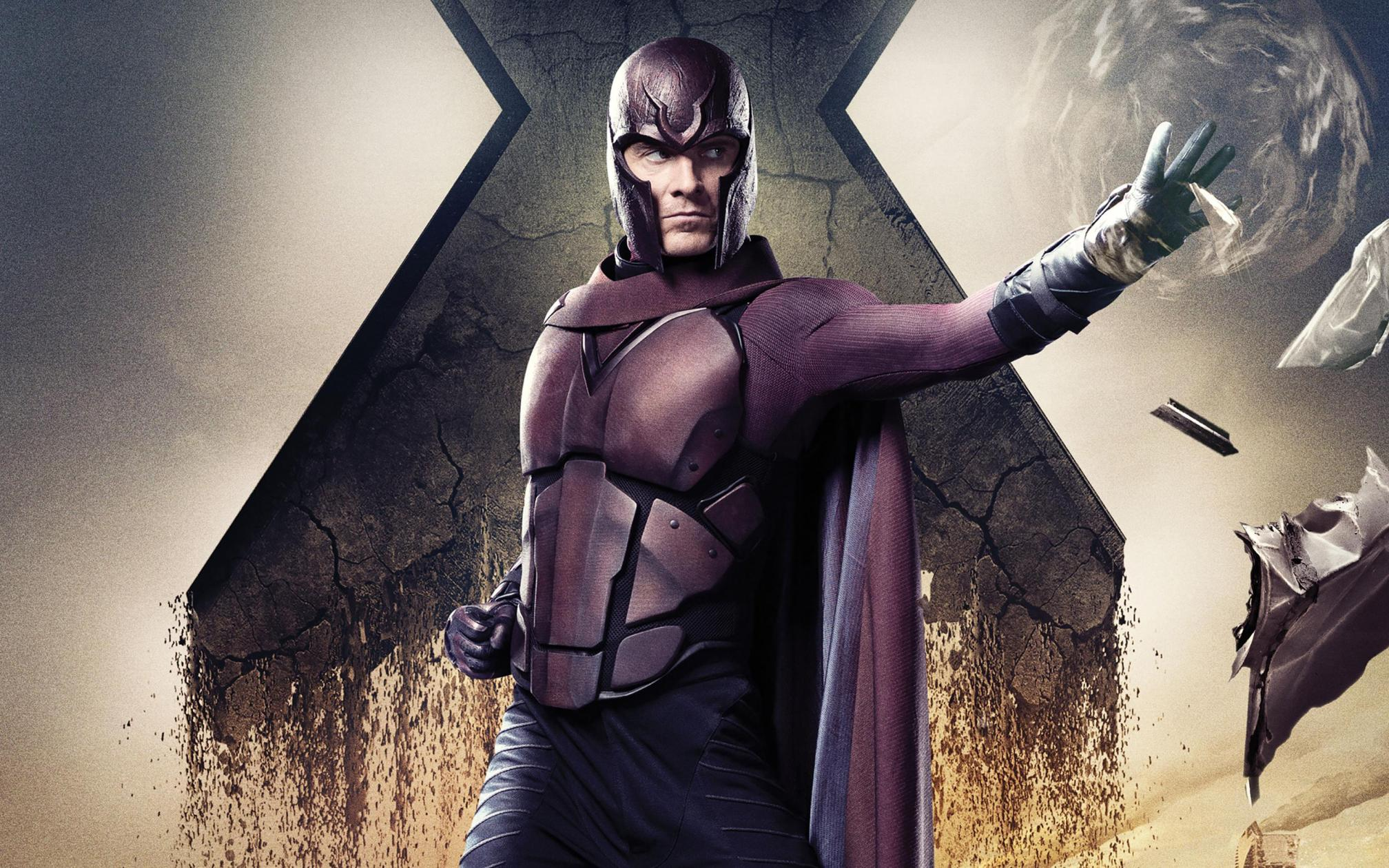 X men days of future past - Giorni di un Futuro Passato - Michael Fassbender - Magneto